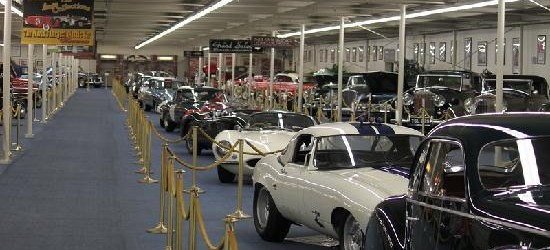 The Auto Collections at the Imperial Palace Hotel & Casino is the world's largest classic car showroom with more than $100 million worth of inventory on display and for sale. […]